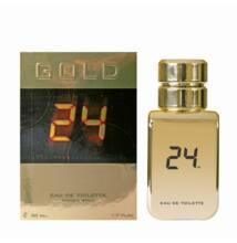 20th Century Fox 24 Gold The Fragrance EDT  Férfi 50ml  Parfüm