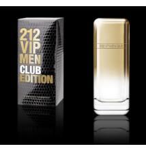 Carolina Herrera 212 VIP Men Club Edition EDT Férfi 100ml Parfüm